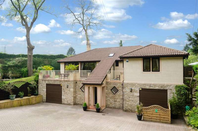 4 Bedrooms Detached House for sale in Upper Westwood, Bradford-On-Avon