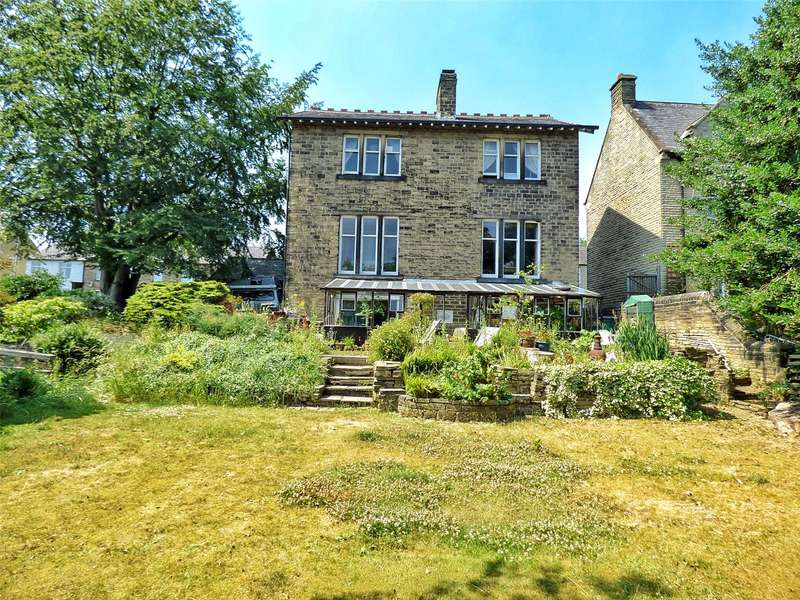 4 Bedrooms Detached House for sale in Rawthorpe Lane, Huddersfield, West Yorkshire, HD5