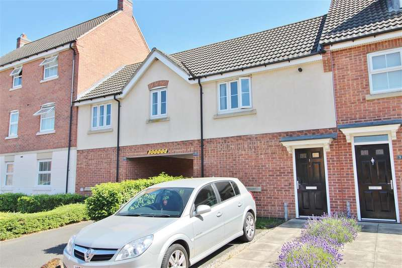 2 Bedrooms Apartment Flat for sale in Ormonde Close, Grantham