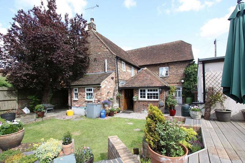 5 Bedrooms Semi Detached House for sale in The Street, Meopham, Gravesend, Kent, DA13 0AJ