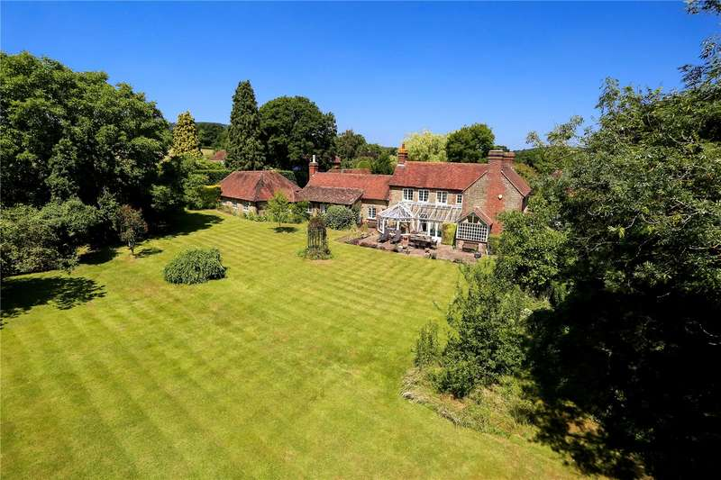 Detached House for sale in Lurgashall, Petworth, West Sussex, GU28