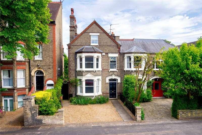 6 Bedrooms Semi Detached House for sale in Tenison Road, Cambridge
