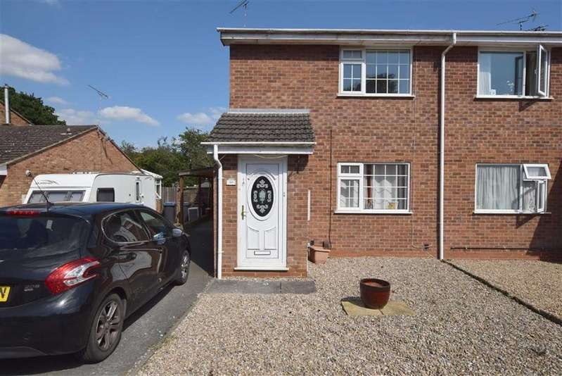 1 Bedroom Apartment Flat for sale in Farm Road, Barwell, Leicestershire