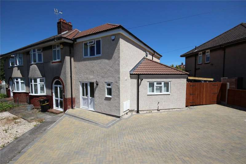 2 Bedrooms End Of Terrace House for sale in Monks Park Avenue, Horfield, Bristol, BS7