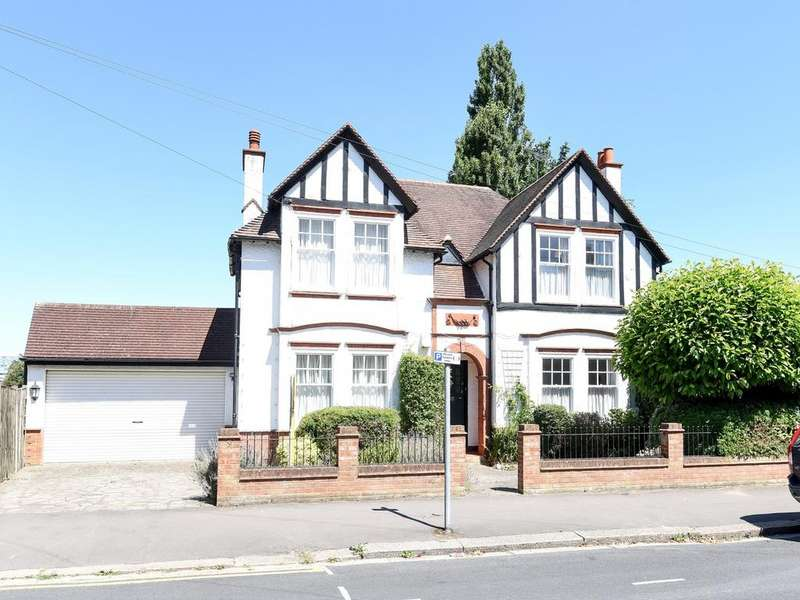 4 Bedrooms Detached House for sale in Morgan Road, Reading, RG1
