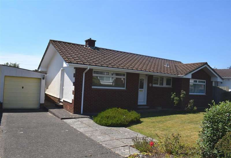 3 Bedrooms Detached Bungalow for sale in Chichester Road, Barnstaple