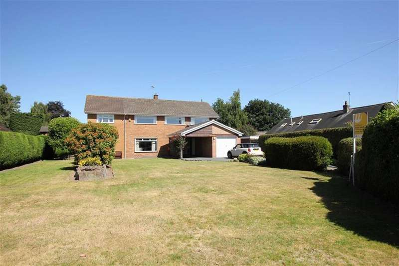 4 Bedrooms Detached House for sale in The Park, Christleton, Chester