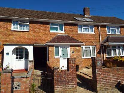 3 Bedrooms Terraced House for sale in West Leigh, Havant, Hampshire