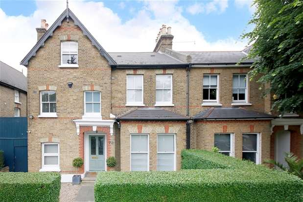 5 Bedrooms Semi Detached House for sale in Croxted Road, Dulwich