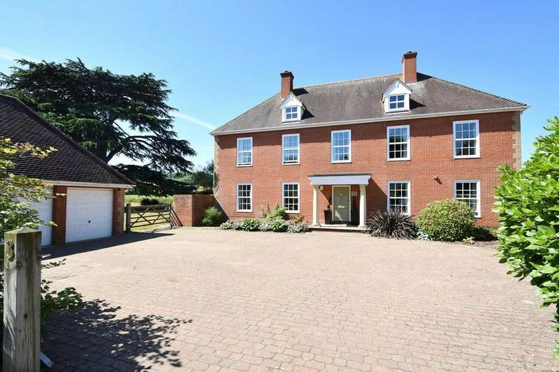 5 Bedrooms Detached House for sale in The Cedars, Offton, Ipswich, IP8 4RB