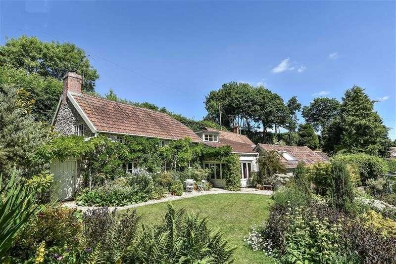 4 Bedrooms Semi Detached House for sale in Bewley Down, Axminster, Devon, EX13