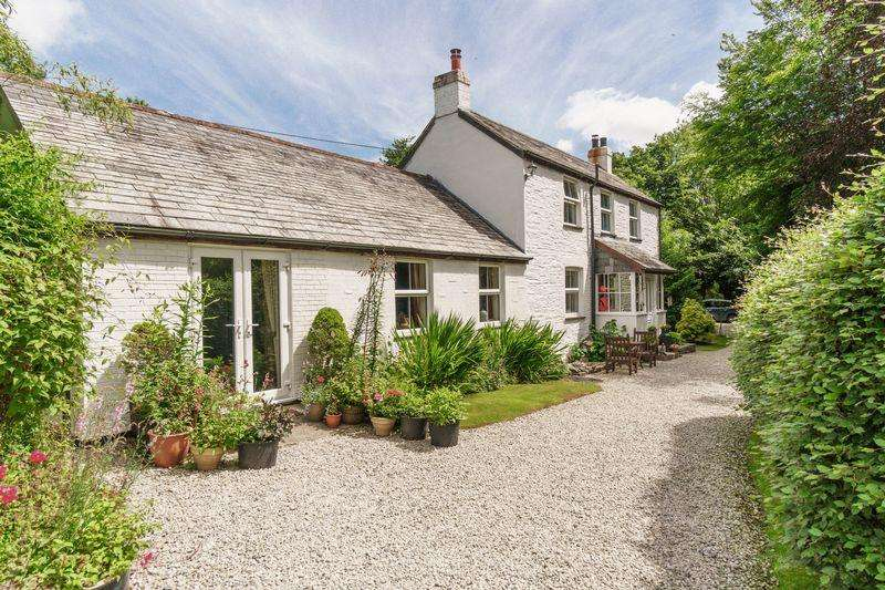 3 Bedrooms House for sale in Herodsfoot, Cornwall