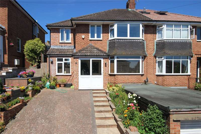 4 Bedrooms Property for sale in Falcon Close Westbury-On-Trym Bristol BS9