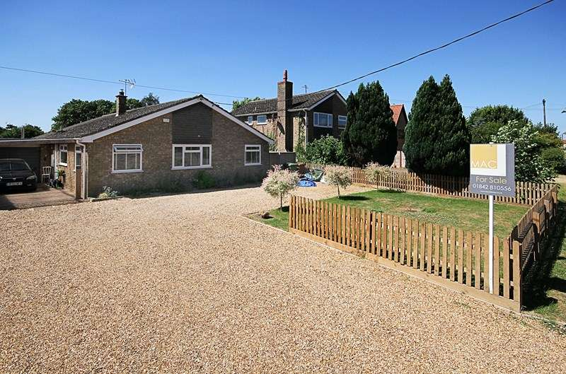 4 Bedrooms Detached Bungalow for sale in Main Street, Hockwold, Thetford