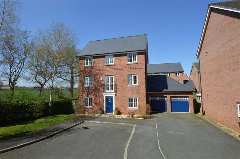 5 Bedrooms Detached House for sale in Millington Gardens, Lymm, Cheshire, WA13
