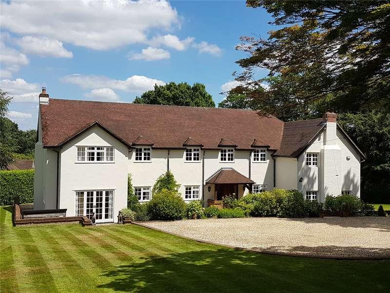 6 Bedrooms Detached House for sale in Powntley Copse, Alton, Hampshire, GU34