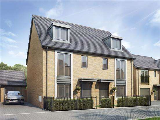 4 Bedrooms Semi Detached House for sale in The Beckett, Littlecombe, Dursley, GL11 4BA
