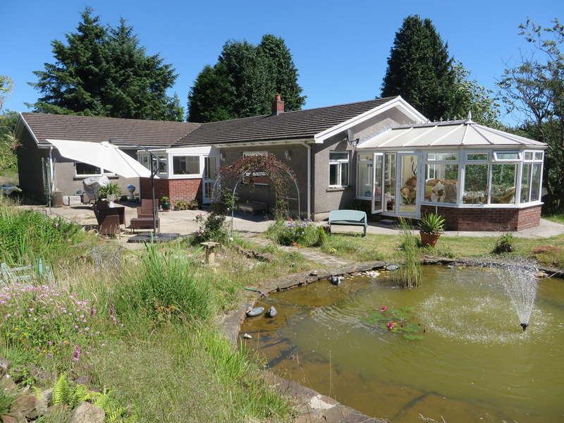 3 Bedrooms House for sale in Penymynydd, Maesteg, Bridgend, Bridgend County Borough, CF34 9PU