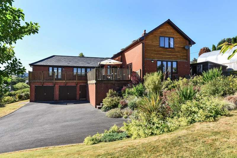 4 Bedrooms Detached House for sale in Beulah, Llanwrtyd Wells, LD5