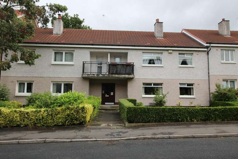 2 Bedrooms Flat for sale in 1/2 35 Ashmore Road, GLASGOW, G43 2LY