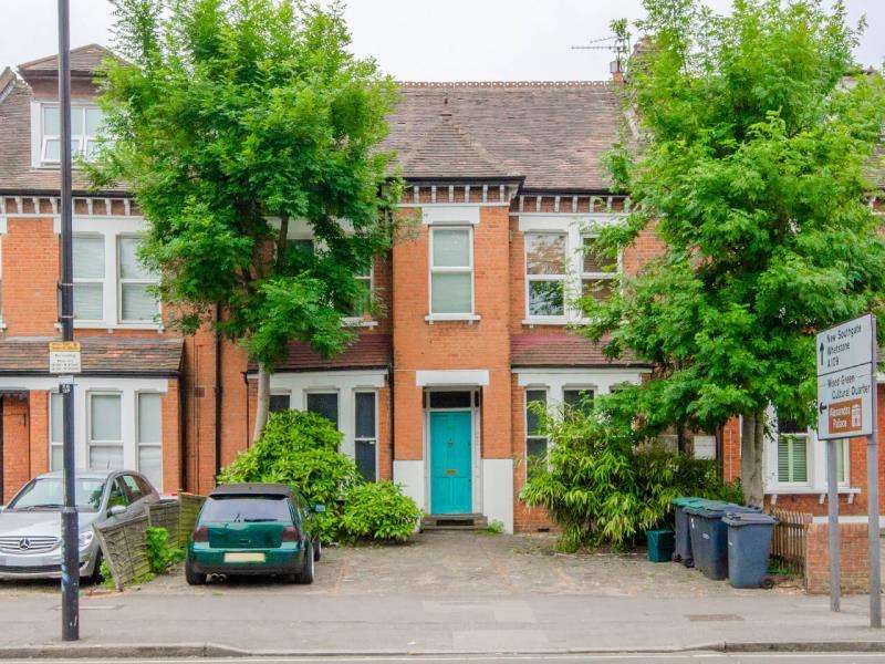 3 Bedrooms Ground Flat for sale in Bounds Green Road, N22