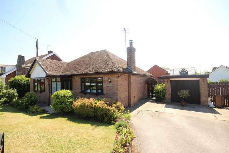 3 Bedrooms Detached Bungalow for sale in Bannel Lane, Buckley, Flintshire