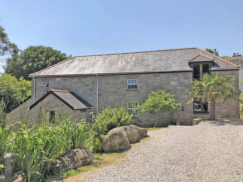 4 Bedrooms Barn Conversion Character Property for sale in Mabe Church, Nr. Falmouth, Cornwall, TR10