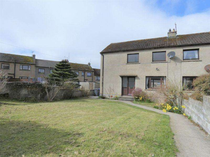 3 Bedrooms Semi Detached House for sale in Claredon Place, Thurso