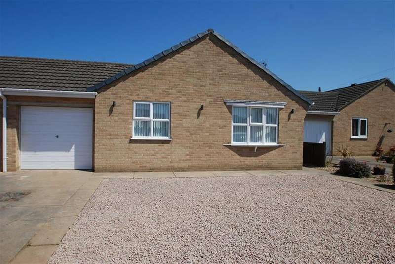 2 Bedrooms Detached Bungalow for sale in Highgrove Crescent, Boston