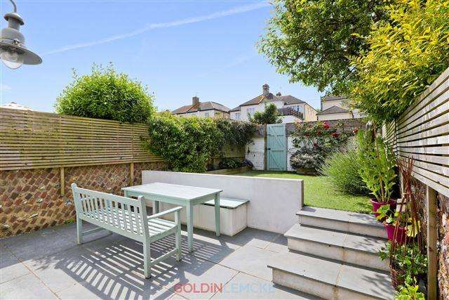 4 Bedrooms Terraced House for sale in Brooker Street, Hove