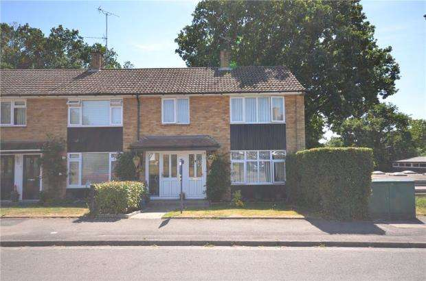 3 Bedrooms End Of Terrace House for sale in Calfridus Way, Bracknell, Berkshire