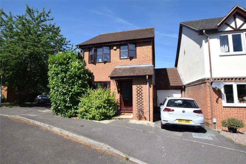 3 Bedrooms Link Detached House for sale in Lincolnshire Gardens, Warfield, Berkshire, RG42