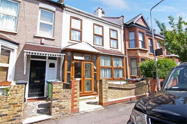4 Bedrooms Terraced House for sale in Jewel Road, Walthamstow, London