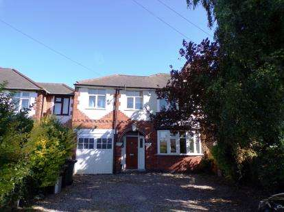 4 Bedrooms Detached House for sale in Oadby Road, Wigston, Leicestershire