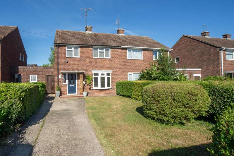 3 Bedrooms Semi Detached House for sale in Manor Park, Houghton Regis, Dunstable