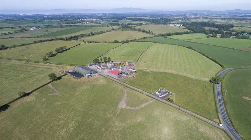 4 Bedrooms Farm Commercial for sale in Newtonhead Farm, By Kilmaurs, North Ayrshire, KA3