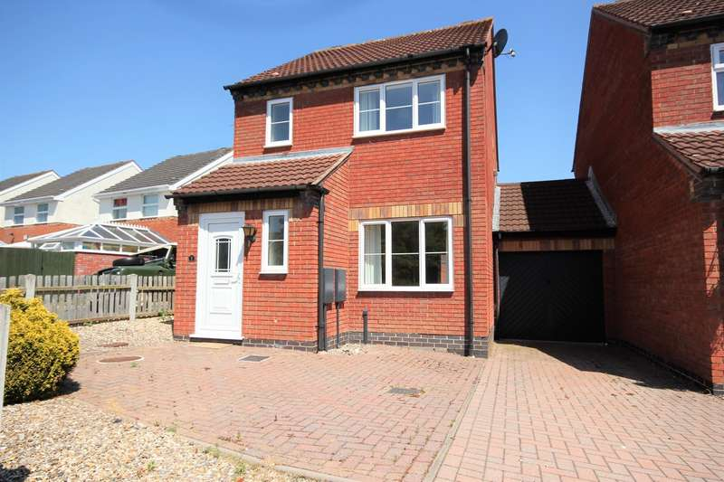 3 Bedrooms Link Detached House for sale in Neason Close, Harley Goodacre, Worcester, WR4