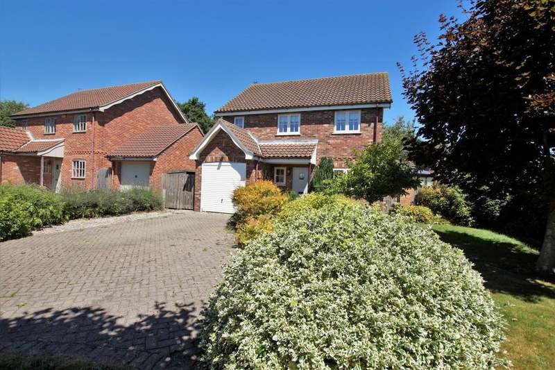 4 Bedrooms Detached House for sale in Stow Road, Sturton By Stow, Lincoln