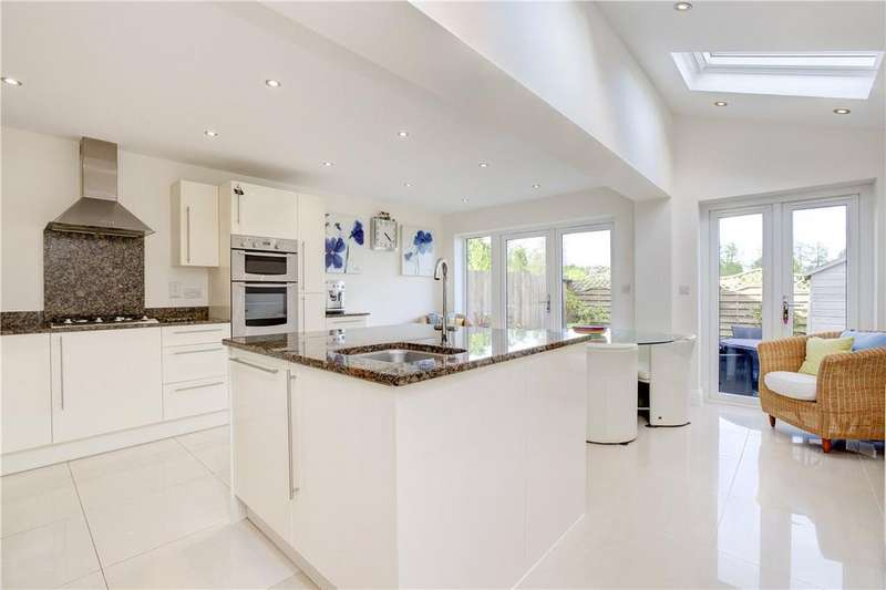 4 Bedrooms Detached House for sale in Seymour Street, Cambridge, Cambridgeshire, CB1