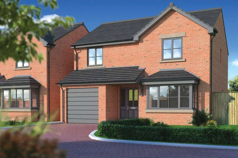 4 Bedrooms Detached House for sale in Glaramara Drive, Carlisle