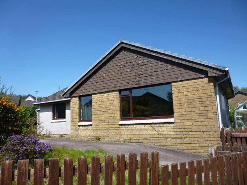 3 Bedrooms Detached Bungalow for sale in Acilla 5 Mount Carmel, Kirn, DUNOON, PA23 8HR