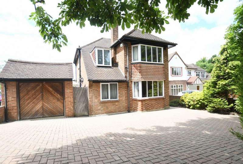 3 Bedrooms Detached House for sale in Whitehall Road, Woodford Green, IG8