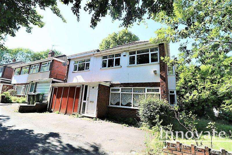 4 Bedrooms Detached House for sale in The Dingle, Oldbury