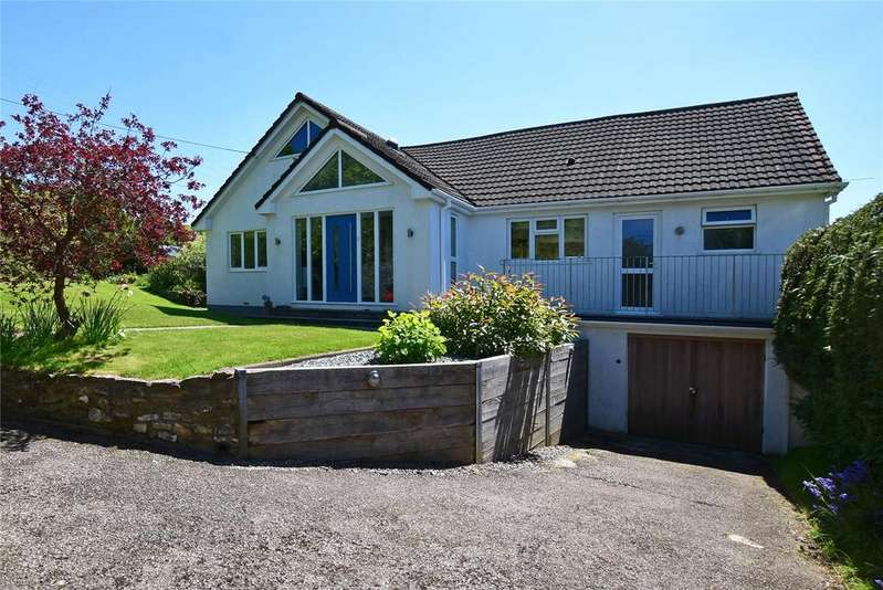 4 Bedrooms Detached Bungalow for sale in Heathstock, Stockland, Honiton, Devon
