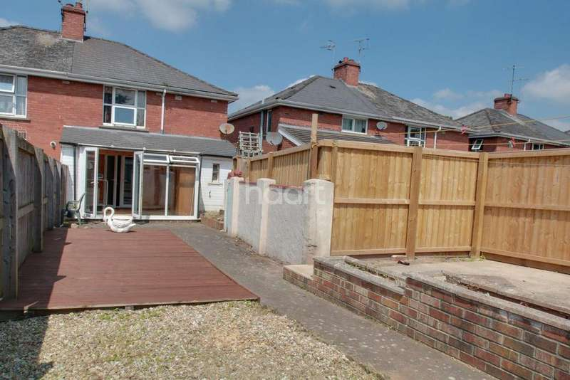 3 Bedrooms Semi Detached House for sale in RIFFORD ROAD
