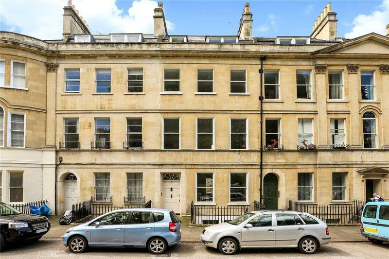 5 Bedrooms Terraced House for sale in St. James's Square, Bath, BA1