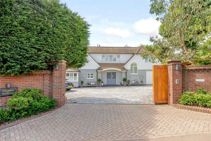 6 Bedrooms Detached House for sale in Coppice Row, Theydon Bois, Essex, CM16