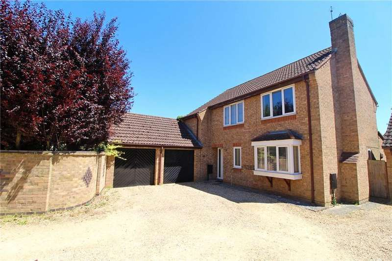 4 Bedrooms Detached House for sale in Belton Close, Market Deeping, Peterborough, Lincolnshire, PE6