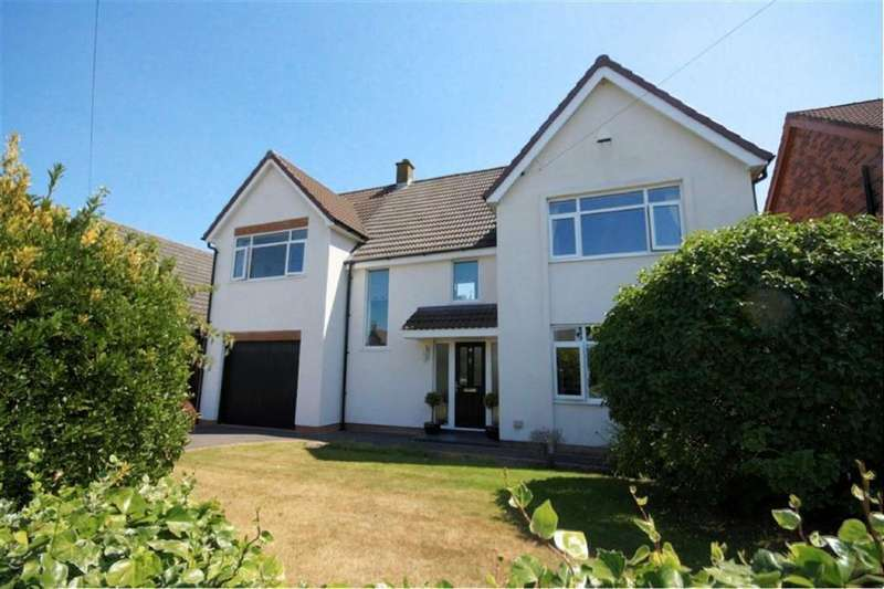 4 Bedrooms Detached House for sale in Oak Tree Road, Eccleston, St Helens, WA10