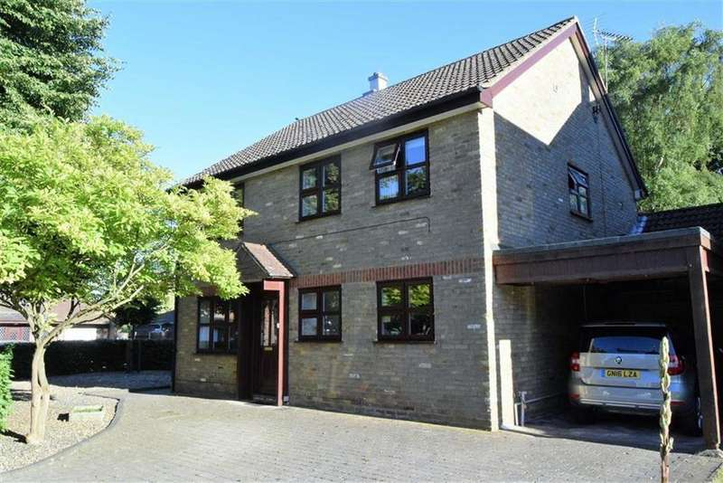 4 Bedrooms Detached House for sale in Barncroft Drive, Hempstead